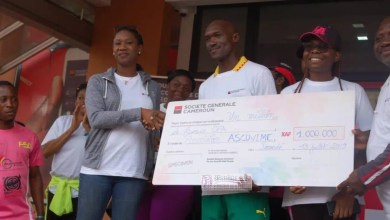 Photo of SG Cameroun offre 1 000 000 de FCFA à l'association ASCOVIME pour soutenir son action humanitaire