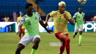 Photo of CAN 2019: le Nigéria sort le Cameroun, tenant du titre et file en quart de finale