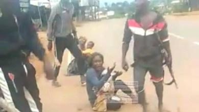 Photo of Crise anglophone: des sécessionnistes armés torturent des bébés et leurs mamans à Bali – Video –