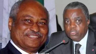 Photo of Le Président Paul Biya doit séparer les lutteurs: Laurent Esso Vs René Emmanuel Sadi