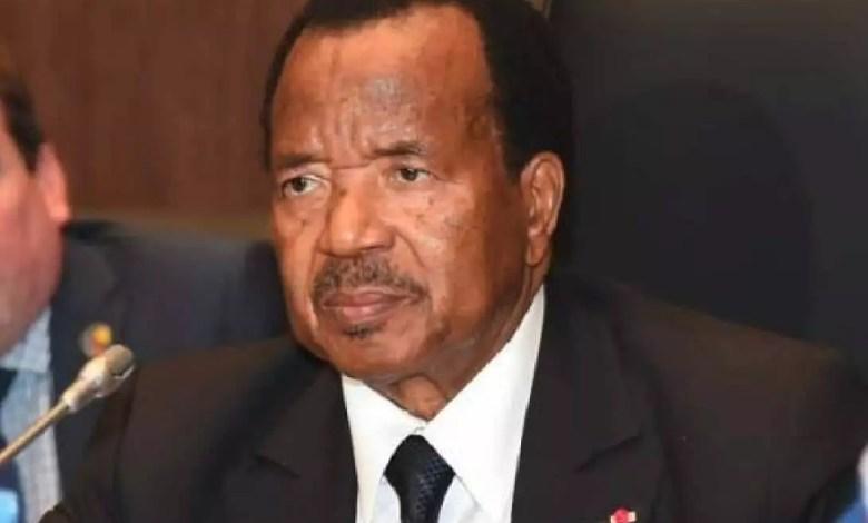 Paul BIYA le président camerounais