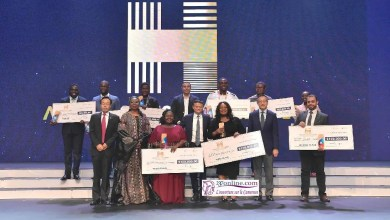Photo of Un million de dollars américains remis à des entrepreneurs africains à l'occasion de la grande finale de  l'initiative « Africa Netpreneur Prize » de la Fondation Jack Ma