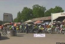 Marché central de Maroua