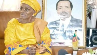 Photo of Cameroun – en attendant le remaniement … Abena Ondoa, Ministre des journées internationales