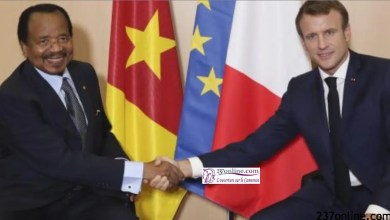 Photo of Cameroun: Macron invite Paul Biya en France du 11 au 13 novembre 2019