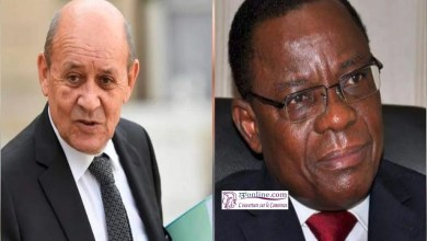 Photo of Relations internationales: Maurice Kamto humilié par Jean Yves Le Drian