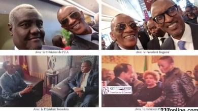 Photo of Cameroun: Que cherche Mami Nyanga avec les chefs d'États ?