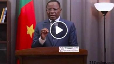 Photo of Vœux 2020: Message de Maurice KAMTO, président du MRC aux camerounais