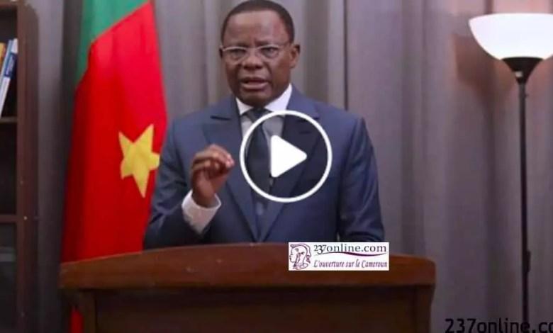 Maurice KAMTO s'adresse au camerounais