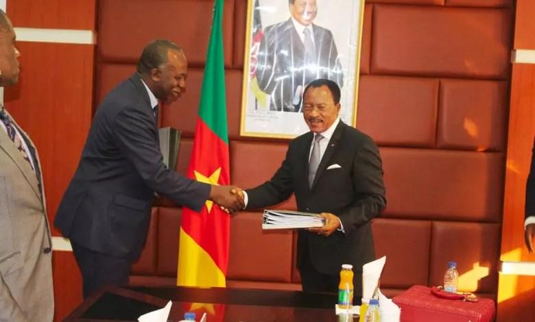Désiré ABOGO NTANG et Nganou Djoumessi