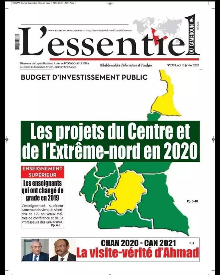 lessentiel du 13 janvier 2020