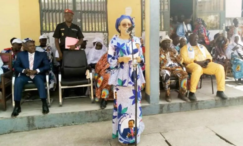 Aminatou Ahidjo