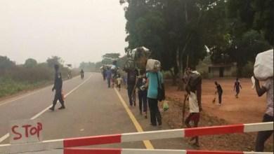 Photo of 3ème rencontre Cameroun/Congo : la cérémonie des travaux sur la démarcation des frontières s'est ouverte ce jour