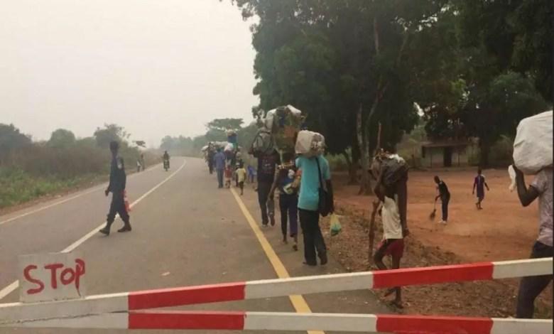 Frontière Cameroun-Congo