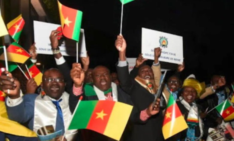 Diaspora camerounaise