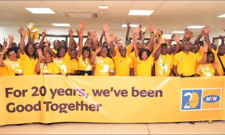 MTN Cameroon a 20 ans