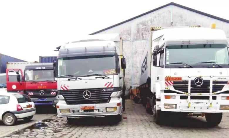 transporteurs camions