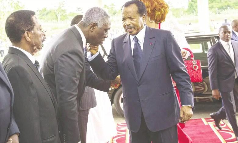Paul Biya donne des conseils à son DCC