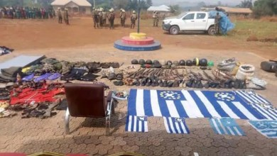 Photo of Cameroun – Crise anglophone: L'armée crache du feu à Ndop
