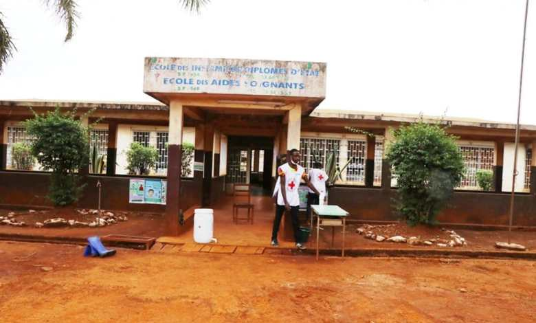 Hôpital du village