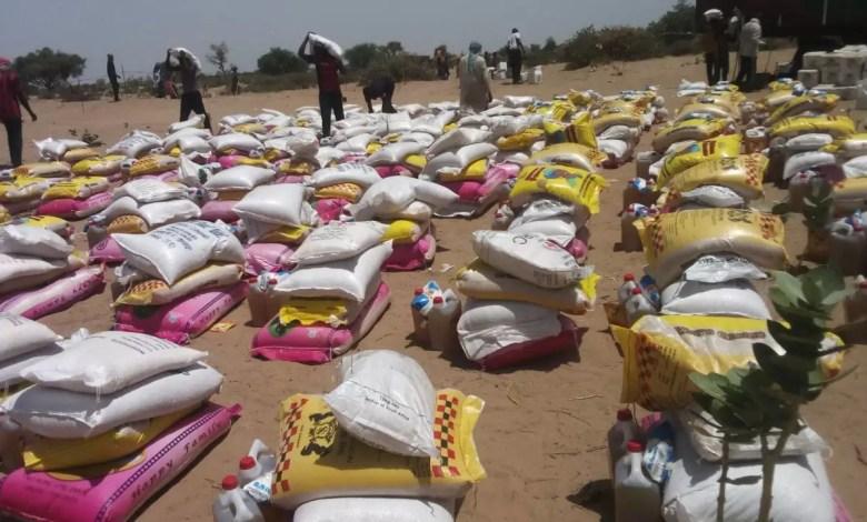 ramadan sacs de vivres