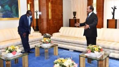 Photo of Cameroun: en chair et en os, Paul BIYA accorde une audience au Représentant des Nations-Unies pour l'Afrique Centrale
