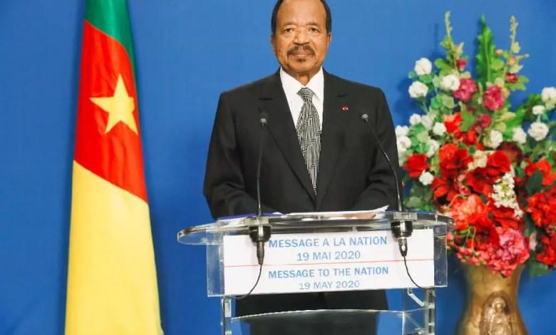 Paul BIYa discours du 19 mai 2020