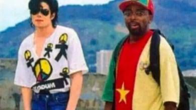 Spike lee et Michael Jackson