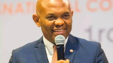 Photo de Tony Elumelu nomme parmi les 100 personnalité les plus influentes du monde en 2020