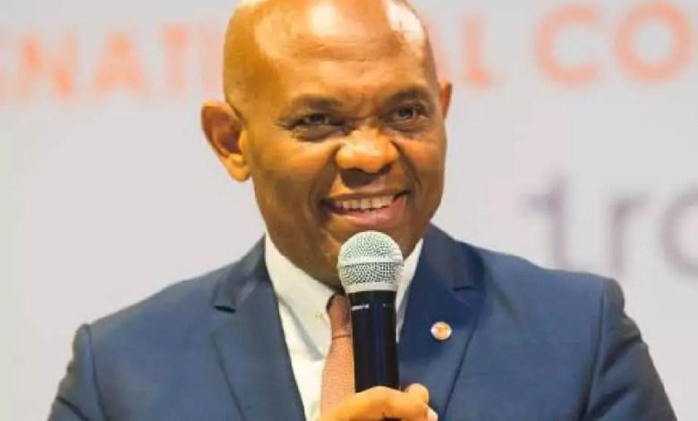 Tony Elumelu le president de UBA