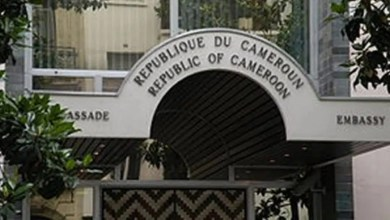 Photo de Ambassade du Cameroun en France: Un réseau parallèle de fabrication des passeports ?