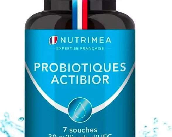 Probiotiques Actibor