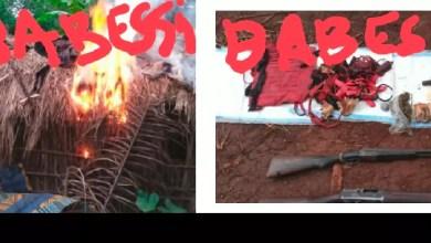 Photo of Cameroun: L'Armée détruit des camps séparatistes dans le Ngo-Ketunjia