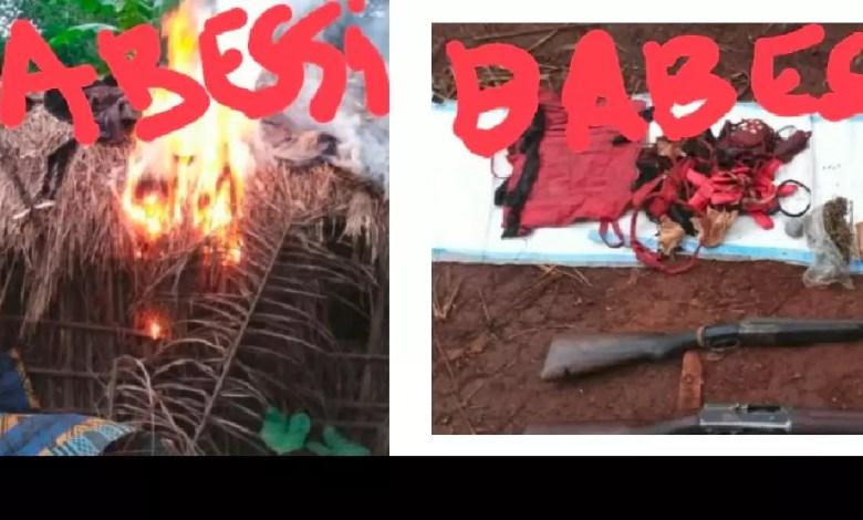 Camp terroriste de Babessi