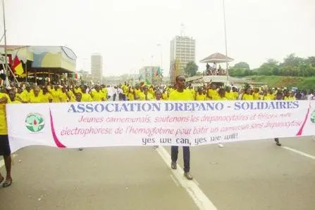 drépanocytaires au Cameroun