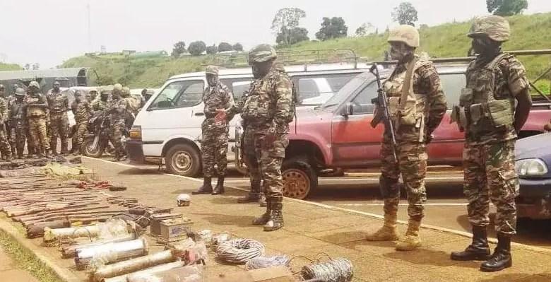 séparatistes se poursuit à Bafut