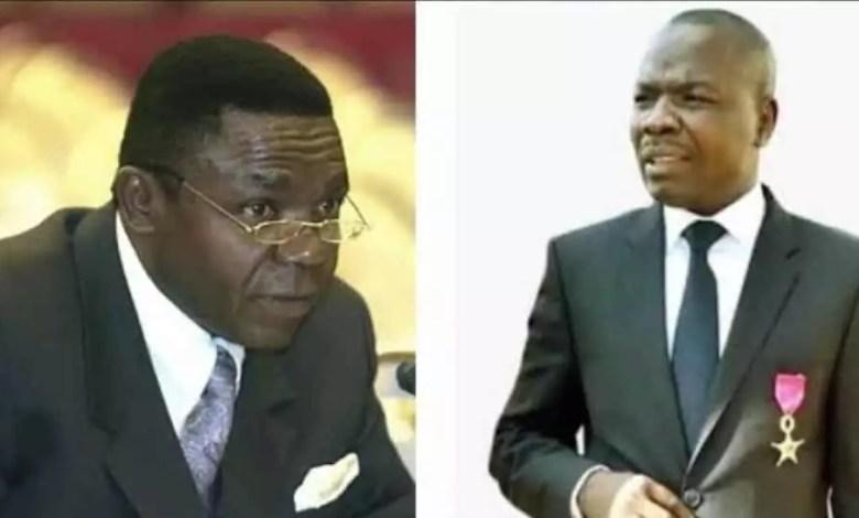 Nicolas Nzoyoum et Amougou Belinga