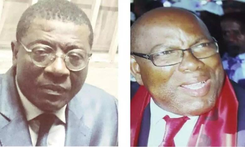 Baleguel Nkot Pierre et Bapooh Lipot