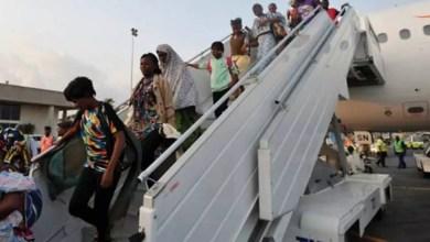 Photo of Migration irrégulière : 124 sans-papiers rapatriées au Cameroun