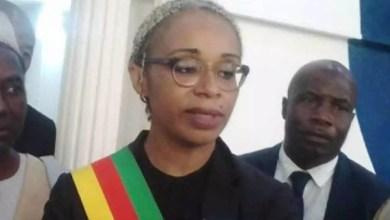 Hermine Patricia Tomainou Ndam Njoya maire de foumban