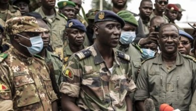 Photo de Gouvernement de transition malienne : la junte militaire défie la CEDEAO