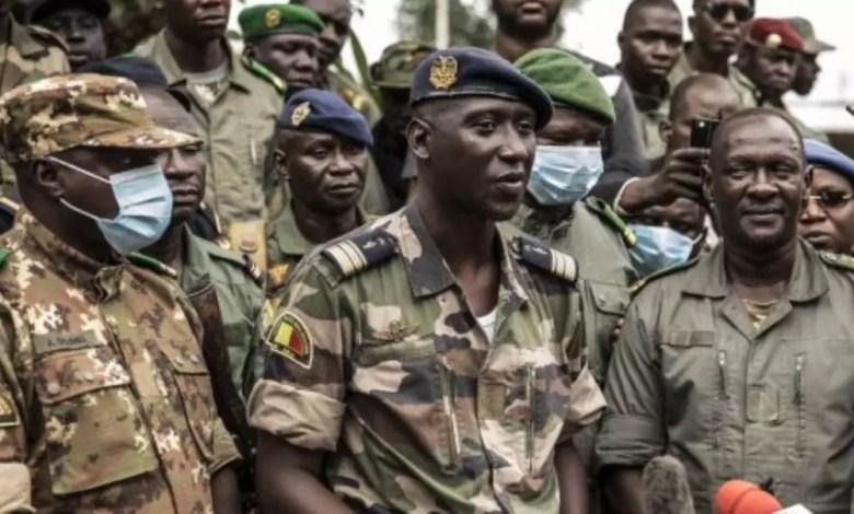 Junte militaire au Mali