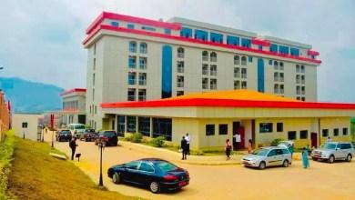 Photo de Cameroun: L'hôtel du Comice Agropastoral d'Ebolowa inauguré et opérationnel !