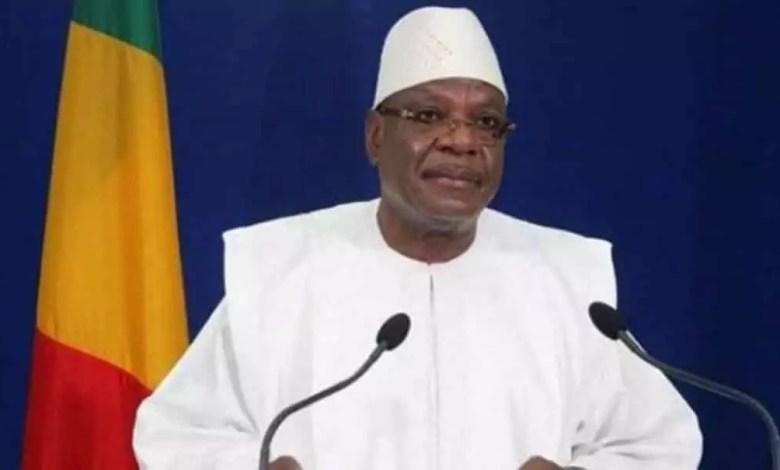 IBK l'ex president Malien
