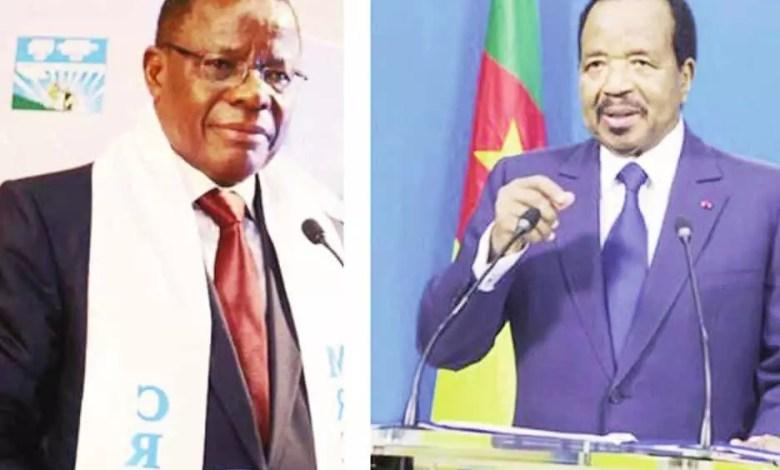 Rivalité Biya-Kamto