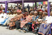 Political parties and traditional rulers