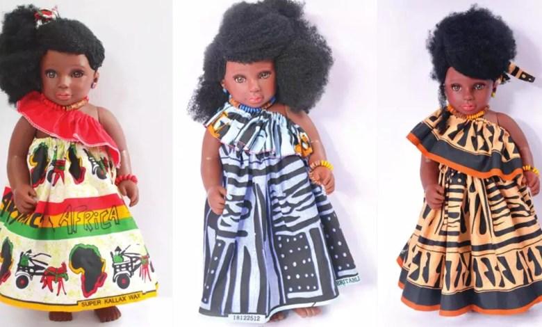 Abena Dolls