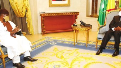 Photo de Cameroun – Congo: Les adieux de l'ambassadeur Hamidou Komidor Njimoluh