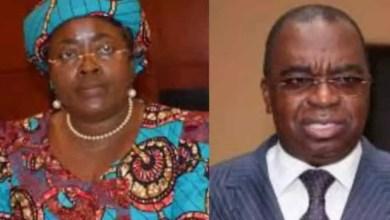 Photo de Frais de douane via téléphone : Louis Paul Motaze et Minette Libong Li Likeng défient Paul Biya
