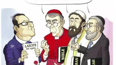 Bible et le Coran en politique